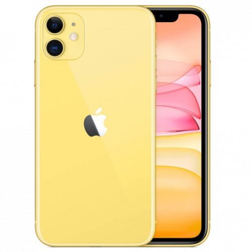 Apple iPhone 11 128GB Yellow EU MWM42